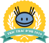 Tric Trac d'Or 2019